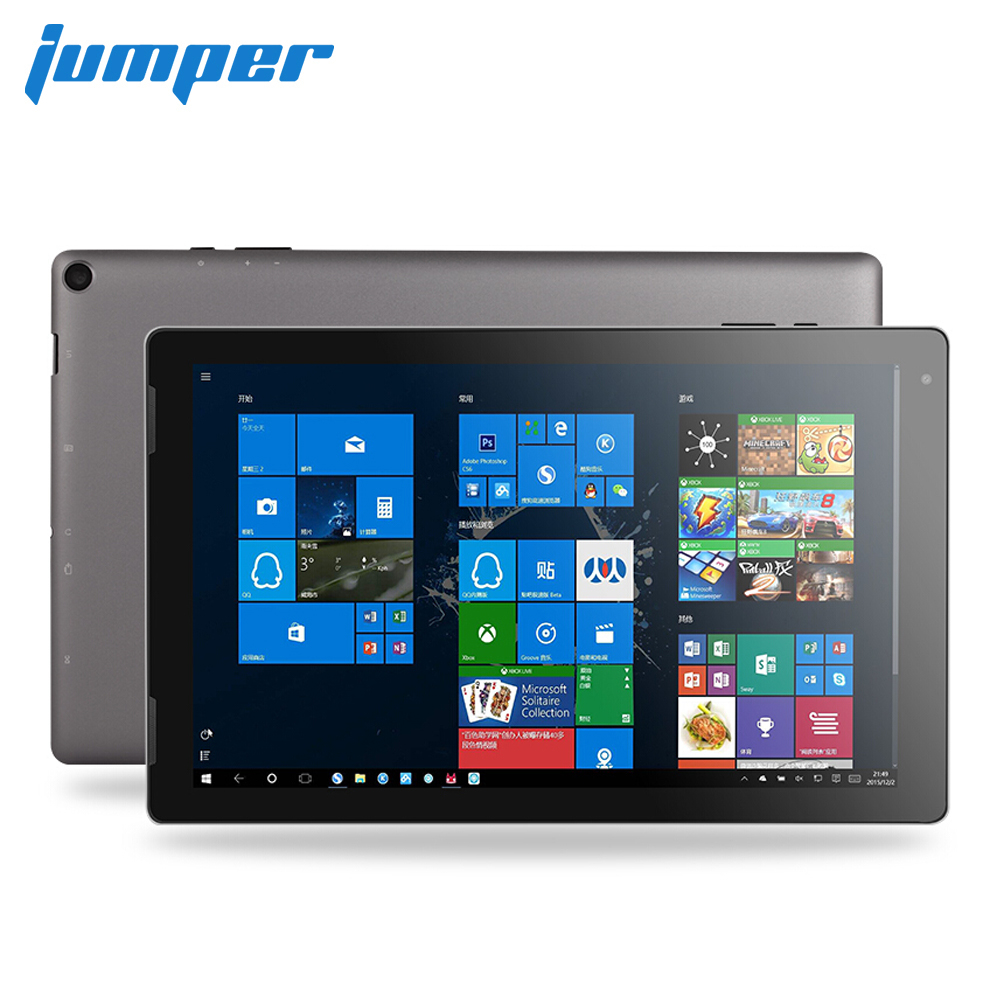 10.1 inch 2 in 1 tablet 1920*1200 FHD Screen Jumper EZpad 7 windows 10 tablets pc Intel Cherry Trail X5-Z8350 4GB DDR3 64GB eMMC