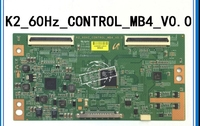 K2_60HZ_CONTROL_MB4_V0.0 LOGIC board K2 60HZ CONTROL MB4 V0.0 LCD BoarD FOR connect with TCL48e5000e     T CON connect board|Circuits|Consumer Electronics -