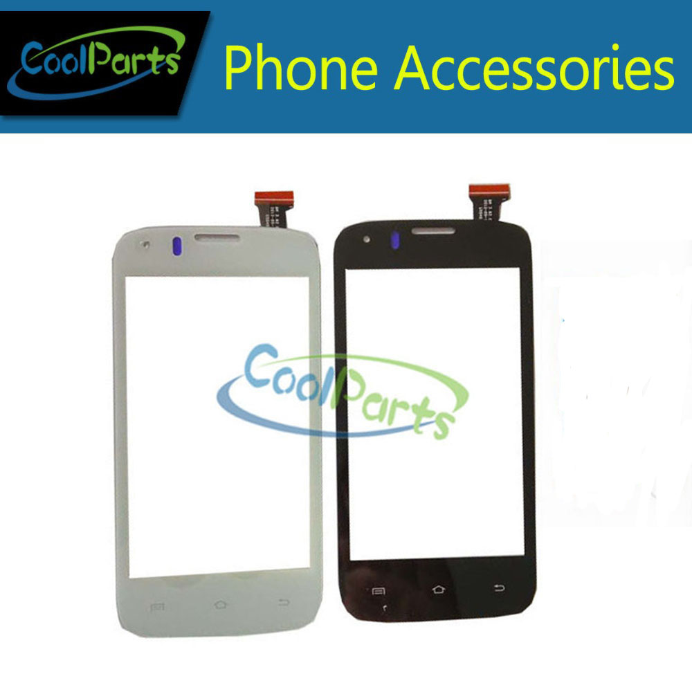1PC/Lot High Quality For Prestigio PAP 4055 Touch Screen Digitizer Touch Panel Lens Glass Black White Color
