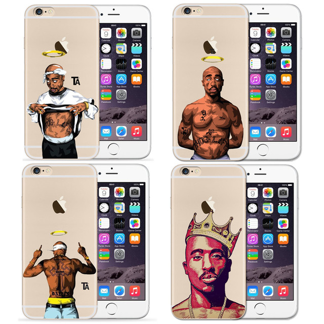 coque tupac iphone 5