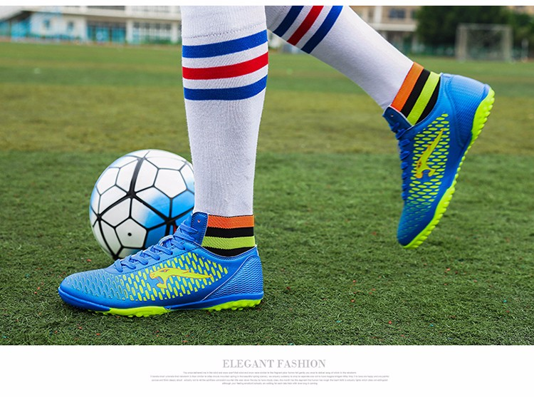 2017 High Ankle Superfly Boys Kids Football Boots Cheap Indoor Soccer Shoes Cleats Girls Sneakers High Quality voetbalschoenen8