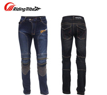 2017 Summer New Riding Tribe Motorcycle Jeans MAN Motorcycle Pants Spring cross-country trousers Motorbike Racing Pant of cotton