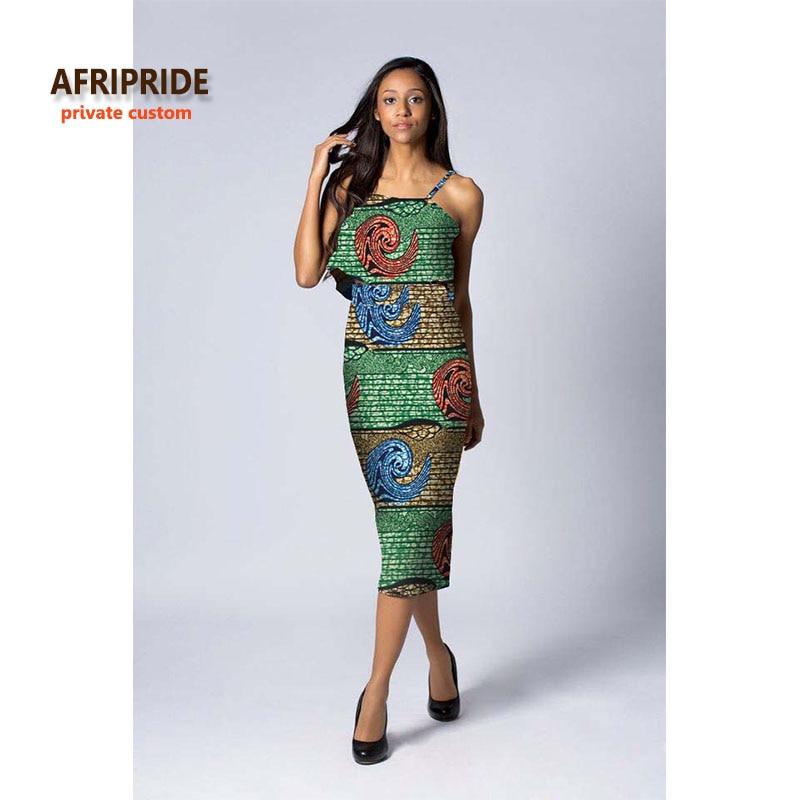 2018 style africain haut et jupe robe pour les femmes nouveaux tissus batik pour la mode ladys bazin riche femme vêtements de sport A722567