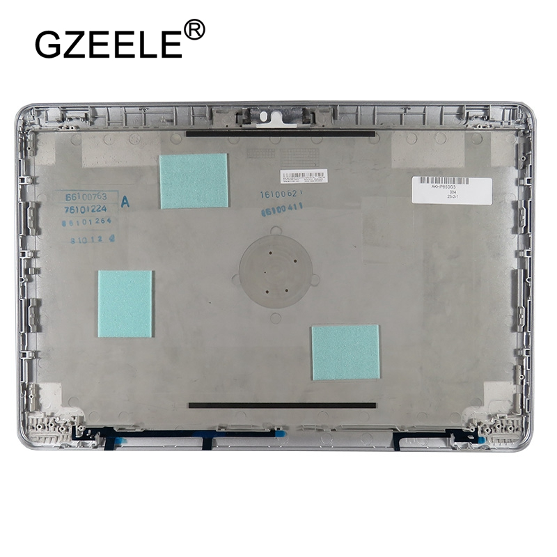 GZEELE New Laptop LCD top cover case for HP ELITEBOOK 850 G3 LCD Back Cover A shell 821180-001 6070B0882702 gzeele new top lcd cover for hp for elitebook 725 820 g1 top case laptop lcd back cover top case 730561 001 6070b06753 rear lid