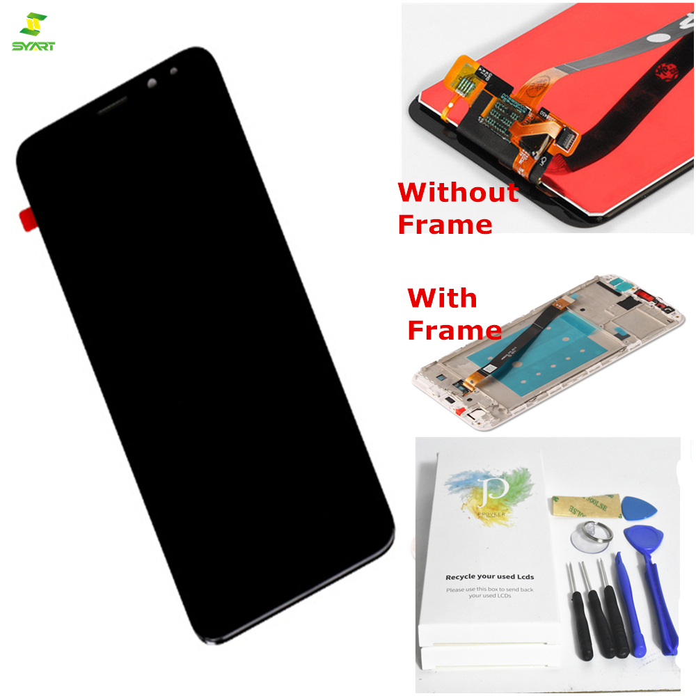 Mate 10 Lite TouchScreen Für Huawei Mate 10 Lite LCD Display Digitizer Touch Screen Panel Glas Für Huawei Mate 10 lite AAA +++