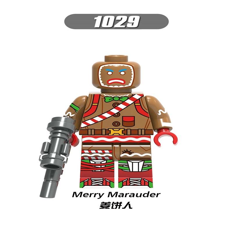 XH1029-Merry  Marauder