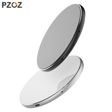 PZOZ 7.5 ワットのためのチーワイヤレス充電アダプタ電話の usb 高速充電パッド iphone × 8 プラスサムスン S9 S8 s7 注 8 xiaomi mi mi × 2s