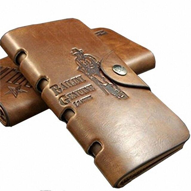 Мужские кошельки из искусственной кожи в Ковбойском стиле