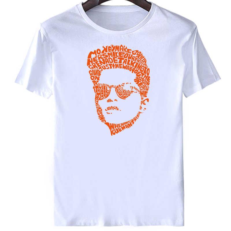 Bruno Mars Tshirt Mannen Tops 2019 Fashion Casual Zomer Witte T Shirts Dj Mannelijke Famale Tees Korte Mouw Vrouwen Streetwear