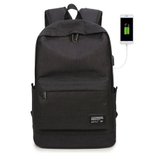 Business Casual Backpack USB Male Computer bag Big Middle School Female School bag Travel Backpack Trend tidog korean male bag retro backpack and trend travel backpack