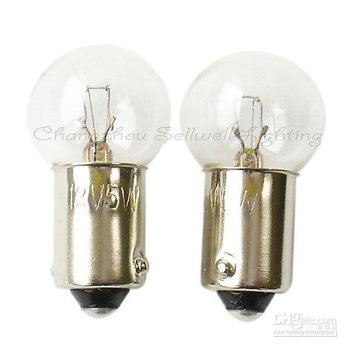 ba9s g14 12v 5w 2019 Miniature light lamp A388 sellwell lighting