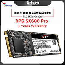 ADATA SSD XPG SX6000 Pro 256GB NVMe SSD M2 m.2 ssd hard drive HDD Solid State Hard Disk For Laptop Desktop Computer 512G 3D NAND(China)