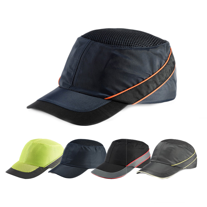 New Arrivals Men Women Portable Adjustable Hard Hats Work Safety Caps Helmets Outdoor Sports Hiking Workplace Security Wear