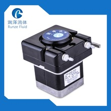 Easy Install Peristaltic Pump 24V Mini Self Priming Dosing Chemicals Medical