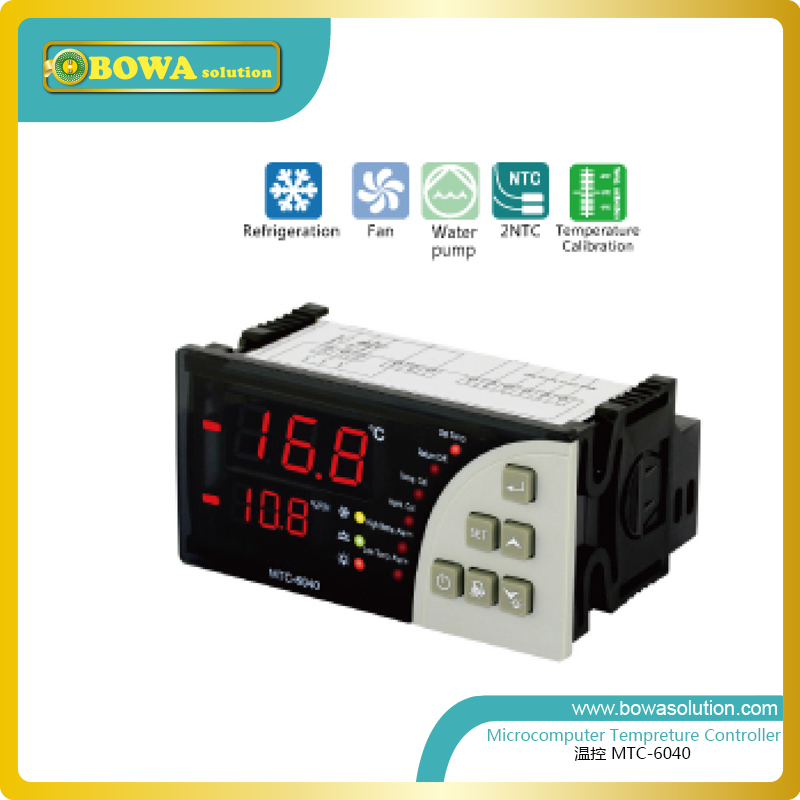 Здесь можно купить  Microcomputer temperature controller MTC-6040 for foodstuff freezer, medicine refrigerator and cabinets  Бытовая техника
