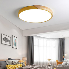 LED Nordic Modern Hanging Ceiling Light Living Room Bedroom Study And Kitchen Simplicity Pendent Lamps Surface Mount Hang Lamp