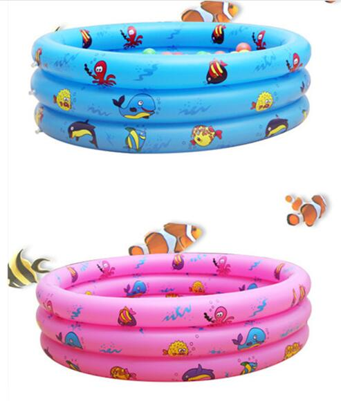 150x30 Portable Outdoor Children Basin Bathtub Sea Animal Toys For Newborn Kids Trinuclear Inflatable Pool Baby Swimming Pools commercial sea inflatable blue water slide with pool and arch for kids