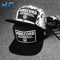 2016 Fashion Cotton Brand Snapback Caps Flat hat Strapback Letter Baseball Cap Bboy Hip Hop Hats For Men Women Trucker Caps