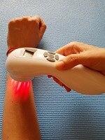 Портативный 650 нм 808 нм лазерный аппарат холодный лазер медицинская терапевтическая машина псориаз терапия Инструмент позвоночника боль