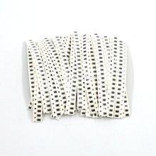 660PCS/LOT 1206 SMD Resistor Kit Assorted Kit 1ohm-1M ohm 1% 33values * 20pcs=660pcs Sample Kit