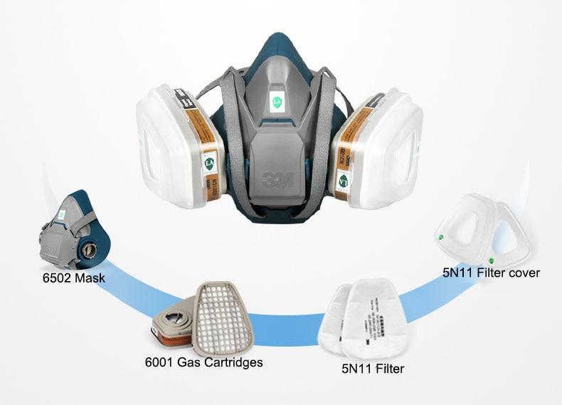 3m maske anti virus