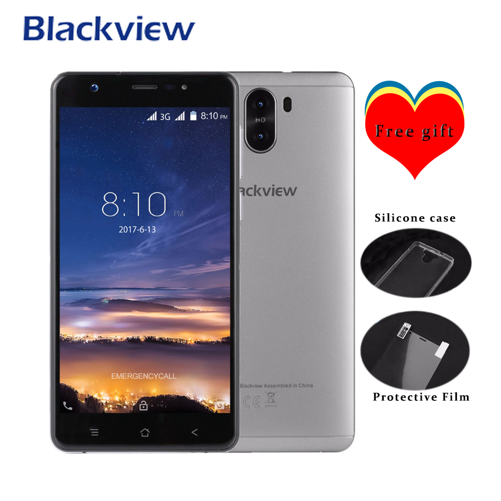 Blackview R6 Lite Dual Rear Camera Smartphone MTK6580 Quad Core 1 3GHz 1G RAM 16G ROM