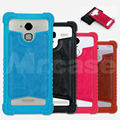 For Oukitel K6000 Pro, for Vernee Apollo Lite Soft Cover Universal Silicon With PU Leather Phone Case Back Cover,Gift K1