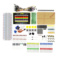 Free Shipping Electronic Parts Pack Package Electronic DIY Kit For Arduino