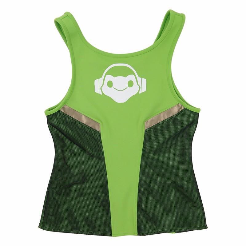 OW Lucio Green Shirt Costume (4)