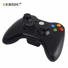Kebiduゲームジョイスティック 2.4ghzワイヤレスゲームパッドジョイパッドコントローラーxbox 360 コンソールpc XBOX360 ためcontroleゲームコントローラ