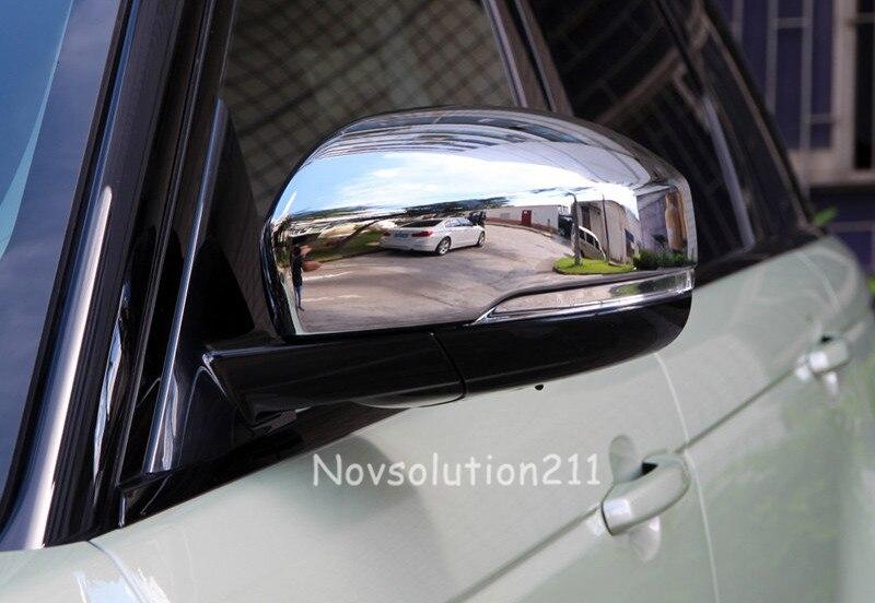 Garniture de rétroviseur latéral pour Land Rover Range Rover Sport 2014-2016