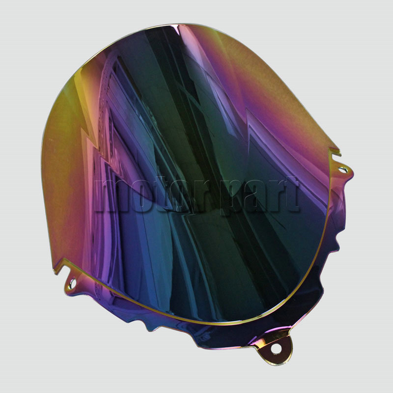 black iridium windscreen for 1998 2008 suzuki gsx600f gsx750f gsx 600 750 f katana motorcycle. Black Bedroom Furniture Sets. Home Design Ideas