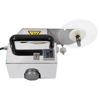 New Hot Stamping Film Edge Banding Equipment Portable Heat Transfer Machine Woodworking Edge Banding Machine 220V 500W 5mpm 8mpm