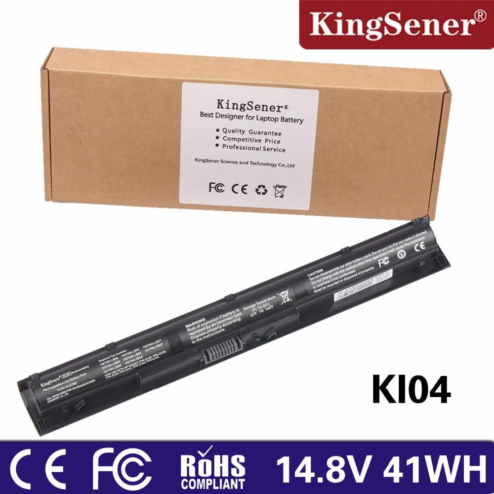 Korea Cell KI04 Battery for HP Pavilion 14-ab000 15-ab000  17-g000~17-g099 NB 15-ak Series HSTNN-DB6T HSTNN-LB6S 800049-001 korea cell vi04 battery for hp pavilion 17 15 envy 15 k028tx k031tx k032tx hstnn db6i hstnn db6k hstnn lb6j tpn q140 tpn q141