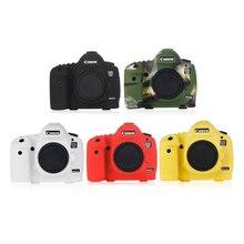 Alta calidad slr camera bag para canon eos 5d mark iii cámara ligera bolsa de funda para 5d3/5ds/5dr rojo/blanco/camuflaje