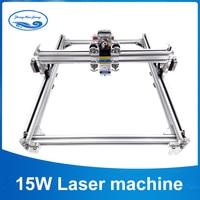 working area 39.5*28.5cm, 500mw/2500mw/5500mw /15wlaser cnc machine, Desktop DIY Violet Laser Engraving Machine CNC Printer