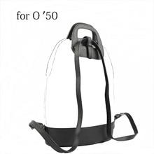 Nieuwe D Gesp Langwerpige Handvat Slanke Pu Leer Gesp Onderkant Rugzak Kit Combinatie Set Voor Obag 50 O Bag 50