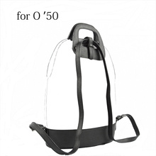 Yeni D toka dikdörtgen kolu ince PU deri toka askısı alt sırt çantası seti kombinasyonu seti Obag 50 O çanta 50