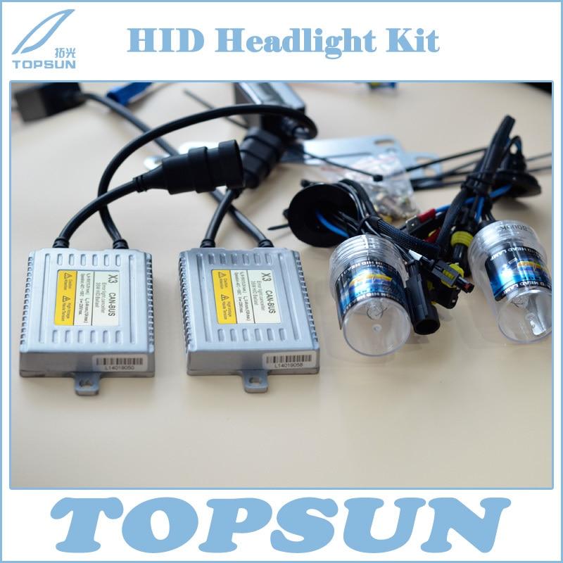 2014 Xenon HID Slim ballast HID Kit X3 CANBUS 12V 35W and TC Xenon Bulb H1 H3 H7 H11 9005 9006 4300K 6000K 8000K Free Shipping