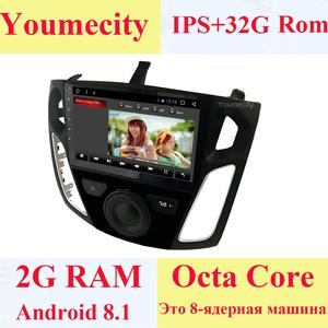 Youmecity!Octa Core Android 8.1 Car Dvd