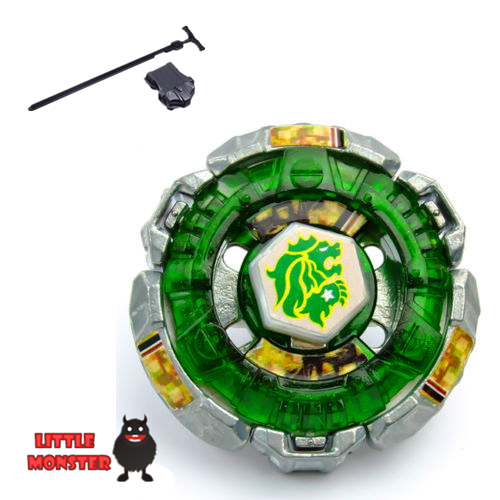 1pcs Beyblade Metal Fusion 4D set FANG LEONE 130WD BB106 kids game toys children Christmas gift
