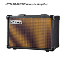 JOYO AC-20 20w Amplifier for Acoustic Guitar 3 built-in digital effects of Chorus, Delay and Reverb Volume Control AMP Free Ship