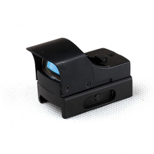 Compact Tactical Hunting Parallax Free Mini Micro Reflex Holographic Red Green Dot Sight Scope 20mm Weaver Rail Mount