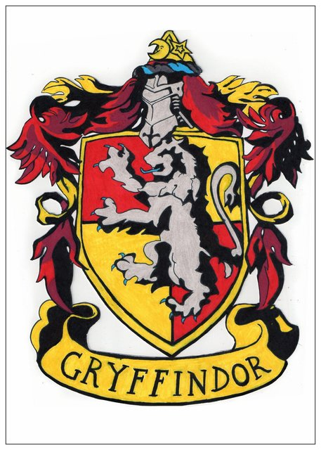 Online Shop Harry Potter Wall Stickers Gryffindorravenclaw