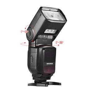 Image 3 - 一眼レフカメラ用永諾 YN968C ワイヤレス Ttl フラッシュスピードライト 1/8000 s HSS 内蔵 Led ライトと互換性 YN622C YN560