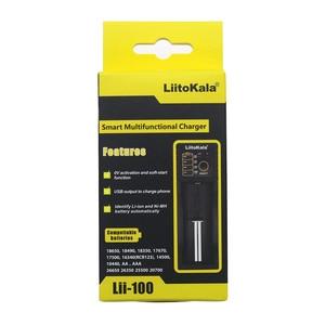 Image 4 - 2020 Liitokala Lii 500 Lii 402 100 202 S1 18650 Charger 3.7 V AA / AAA 26650 10440 16340 18350 26500 Lithium NiMH Battery Charge