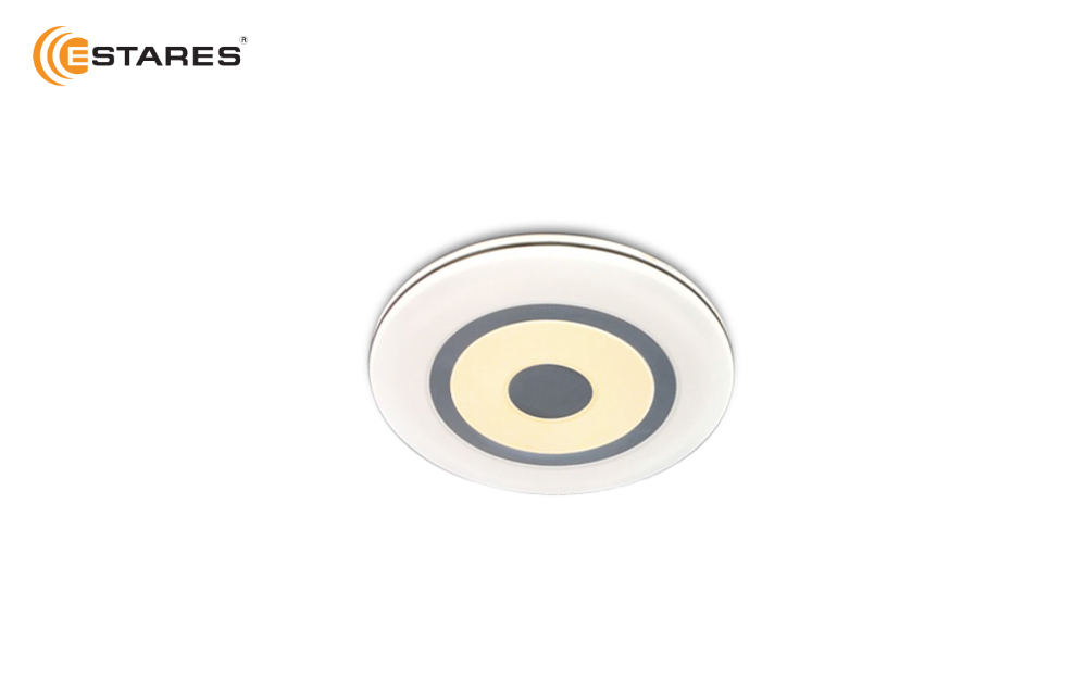 ESTARES Controlled LED Lamp Ceiling Light QUADRON 72w R/S 136W L палантины stilla s r l палантин