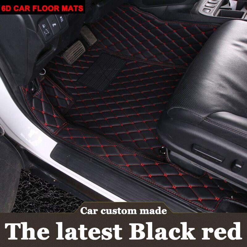 2 Clip BMW Z4 E85 Tailored Car Floor Mats