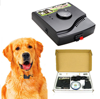 Pet Dog Frencing System Smart Electronic Dog Training Tools Security Upgraded Waterproof Electronic Pet Fence