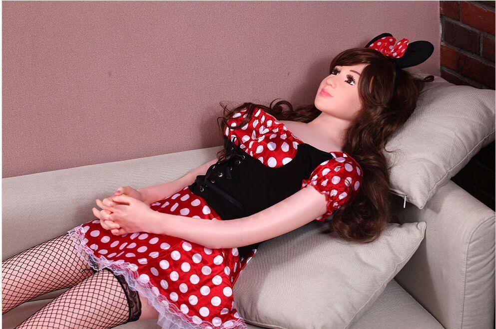 Poupées de sexe japonaises Lifesize, vagin artificiel et poupée d'amour Anal, vraie chatte arrière énorme poitrine gros cul jouet sexuel pour hommes masturbateur - 3